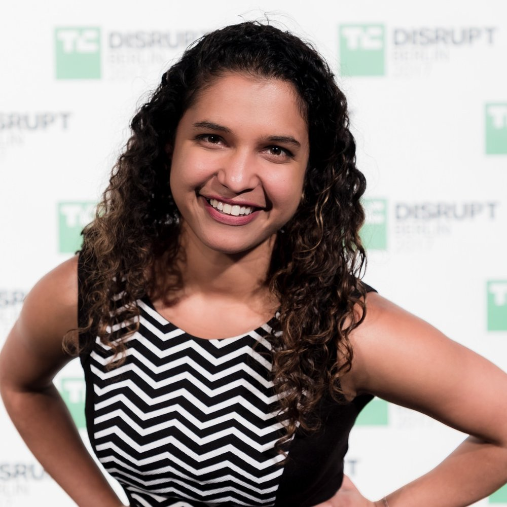 Neesha Tambe // TechCrunch Disrupt