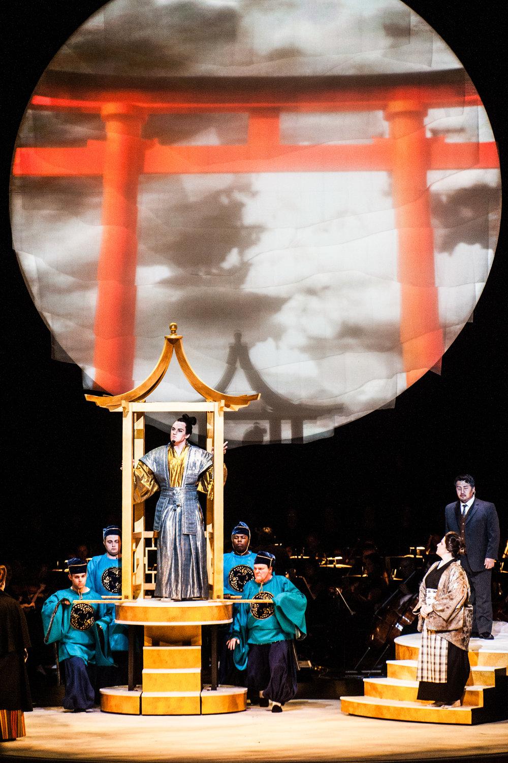 Madama Butterfly, Wolf Trap Opera, 2015