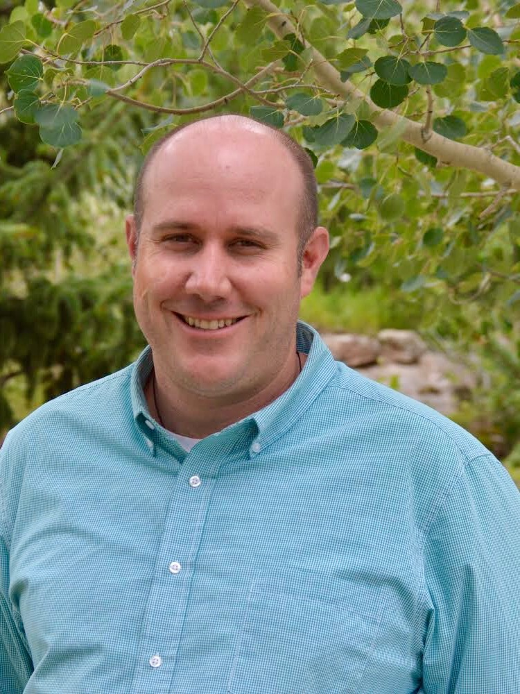 Head of School, Travis Aldrich