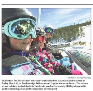 Ski Day Photo SDN Spring 2015