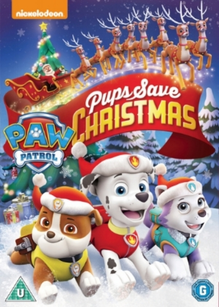 Nickelodeon's Paw Patrol - Pups Save Christmas