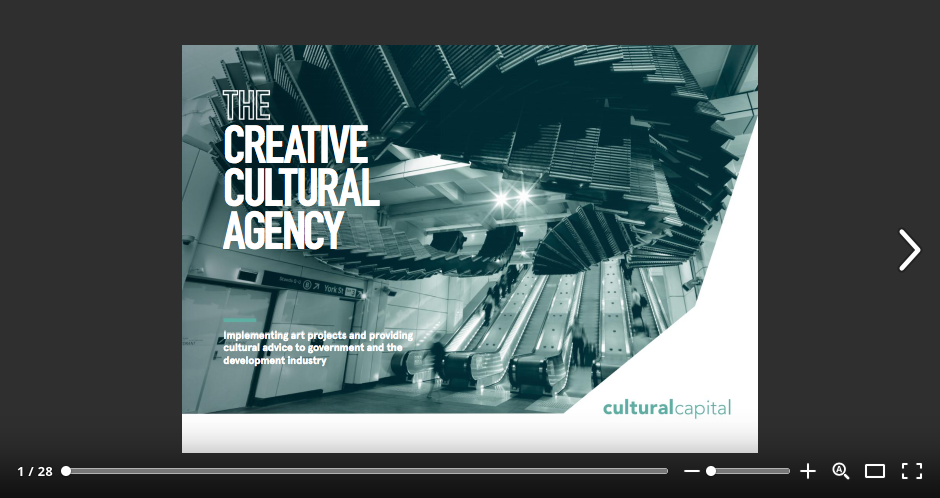 Contact us:   Studio Manager, Bethan Donnelly,  bethan@culturalcapital.city  +61 432 287 603