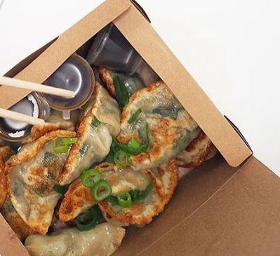 Potsticker Dumpling