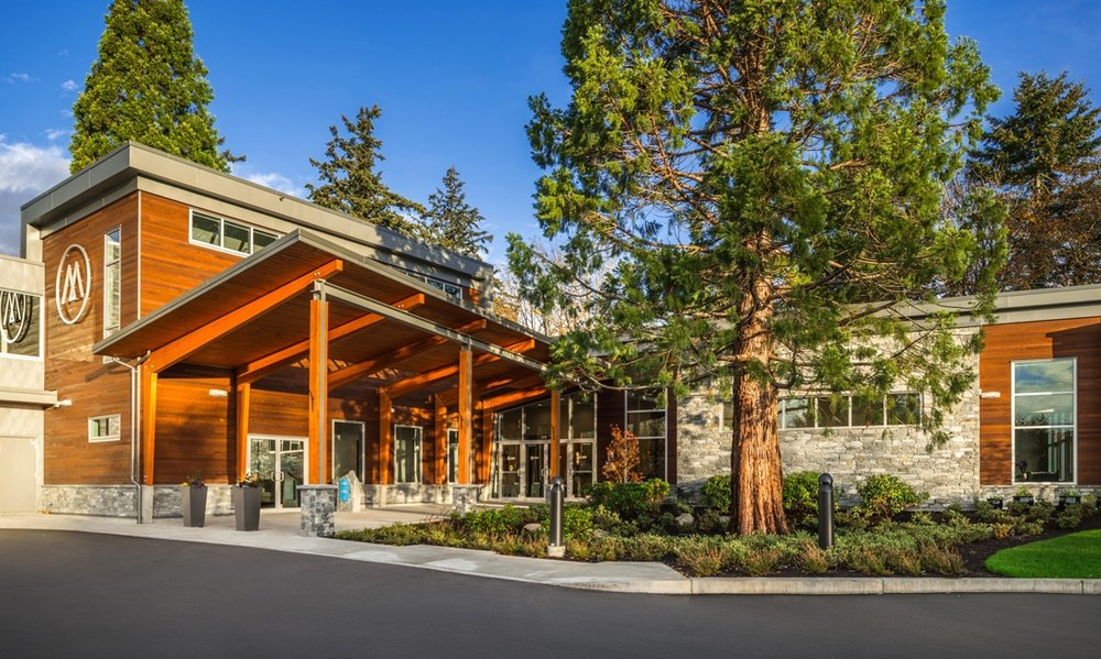 McCall Centre  Funeral Facility  Saanich, BC 2016