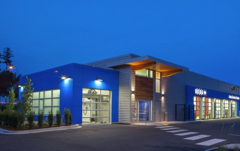 BCAA Auto   Service Centre Nanaimo, BC 2016