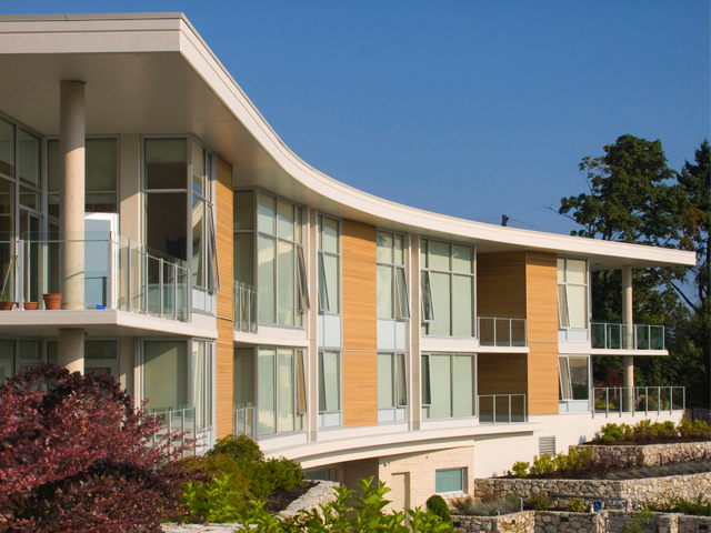 Sayward 5  Residences Cordova Bay, BC 2009