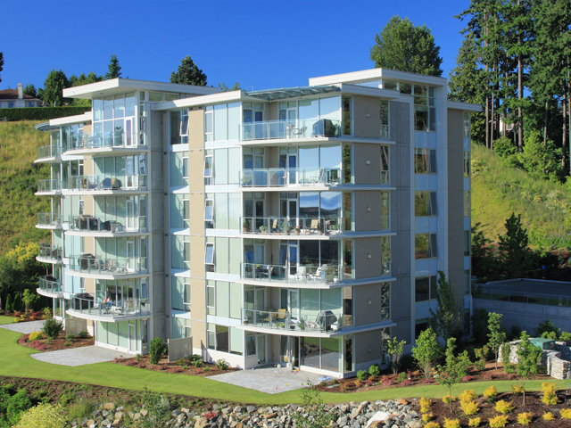 Sayward 7  Residences Cordova Bay, BC 2006