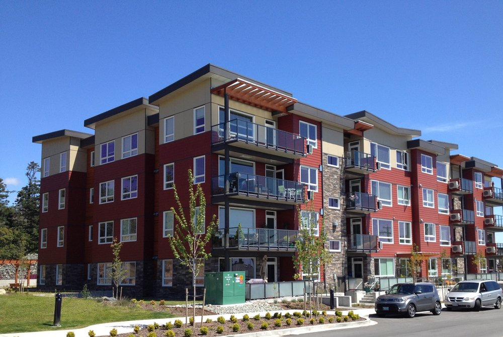 Pacific View  Residences Colwood, BC 2015