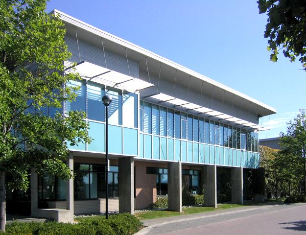 Centra Gas  Commercial Building Victoria, BC 1992