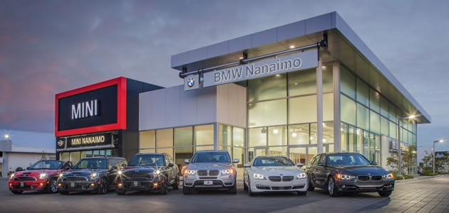 Image Credit: BMW Nanaimo & MINI Nanaimo