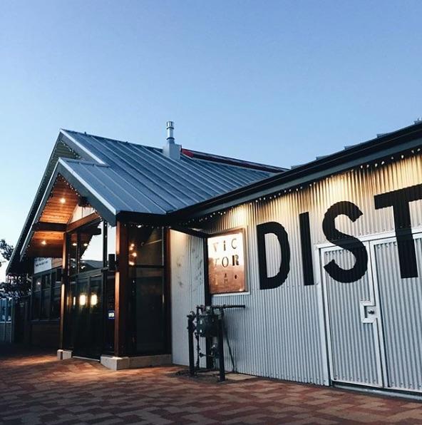 Victoria Distillery  Commercial Distillery Sidney, BC 2016