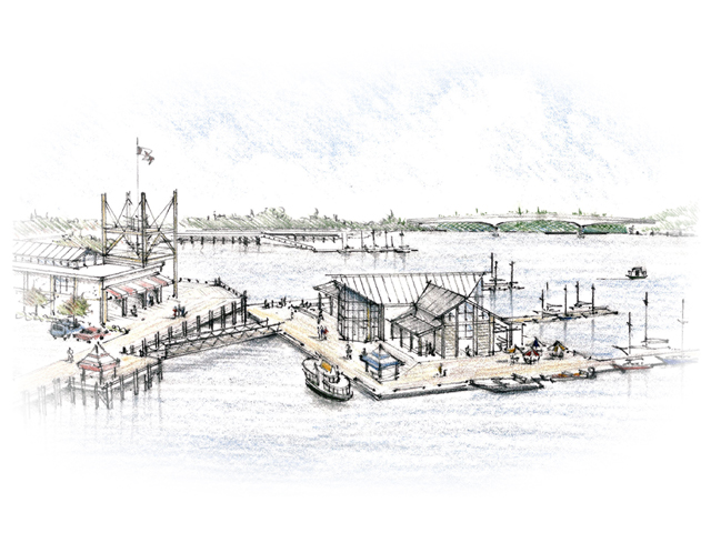 Point Hope Shipyard