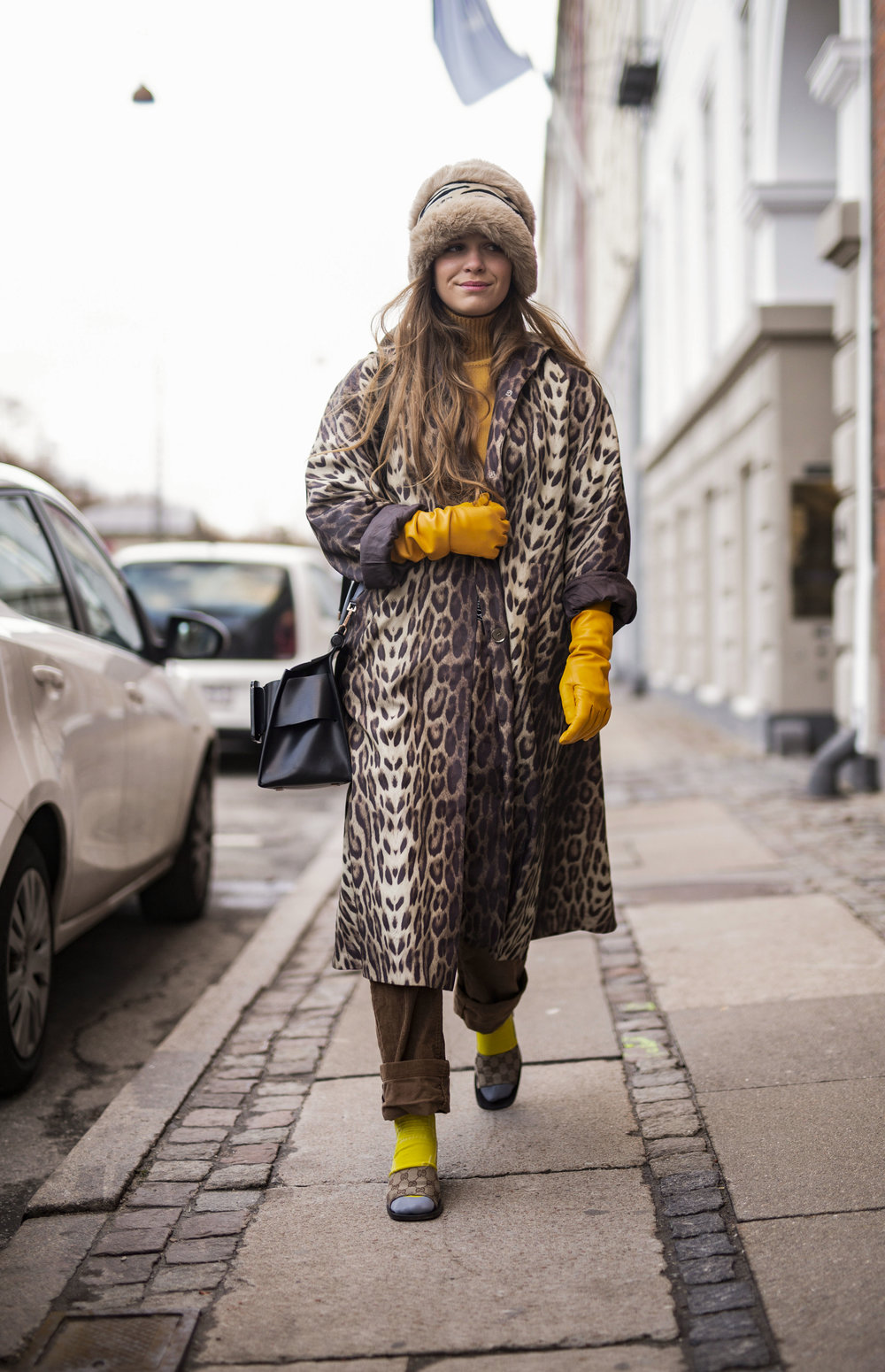 Streetstyle on the streets of Copenhagen during Fashion Week Streetstyle