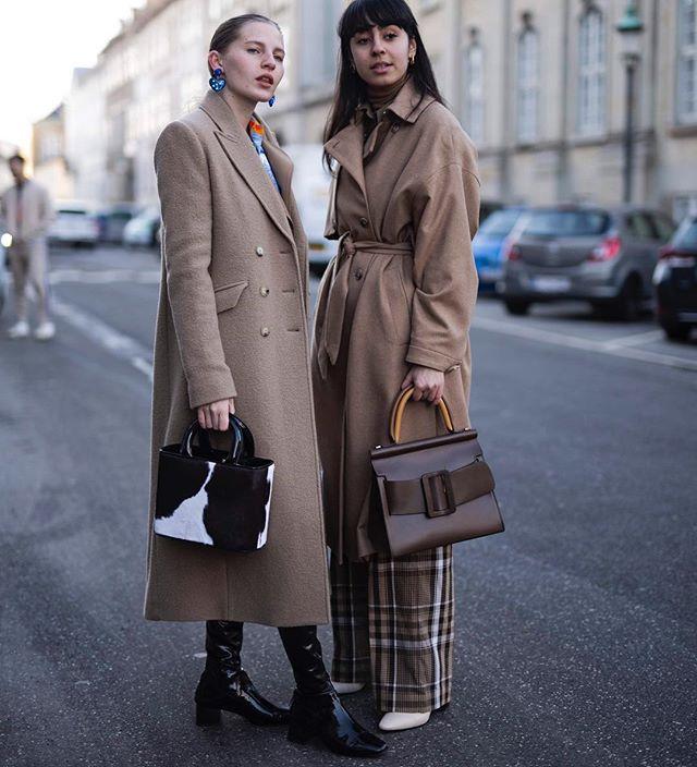 @lottaliinalove and @fatimah.gabriella during Copenhagen Fashion Week @cphfw #copenhagenfashionweek #cphfw