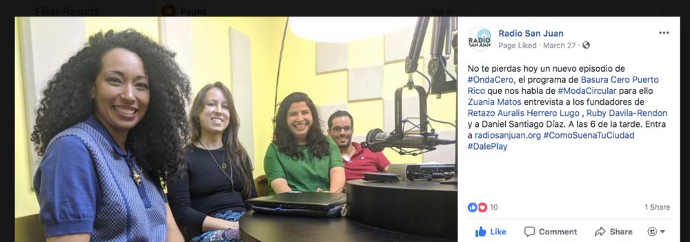 Copy of Radio San Juan: Onda Cero