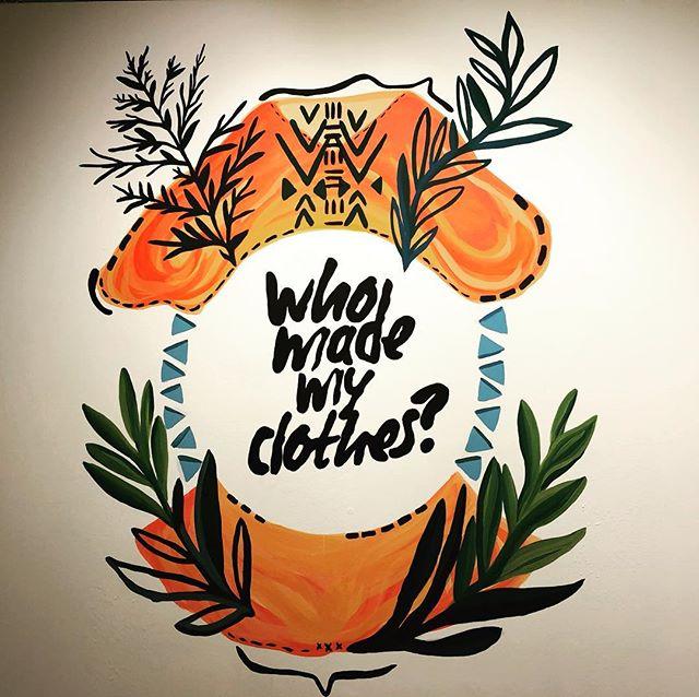 Fantastic #art made for our @fash_rev #event in @fundacioncasacortes | Join us from 11am to 3pm at 210 Calle San Francisco in #OldSanJuan for a small discussion, a movie about the impact of #fashion on the #environment and some #networking and #shopping time at our popul The Art of Sustainability #sustainablefashion #circulareconomy . . Fantástico arte hecho para nuestro evento de @fash_revpr en Fundación Casa Cortes | Únase a nosotros de 11 am a 3 pm en la 210 Calle San Francisco en el Viejo San Juan para una pequeña discusión, una película sobre el impacto de la moda en el medio ambiente, y un networking ytiempo de compras en nuestro popup El #Arte de la #Sostenibilidad #modasostenible #economiacircular