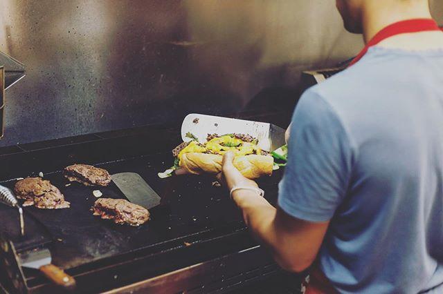 The best cheesesteak in Australia 😁