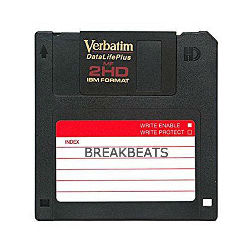 Breakbeats - SAMPLES