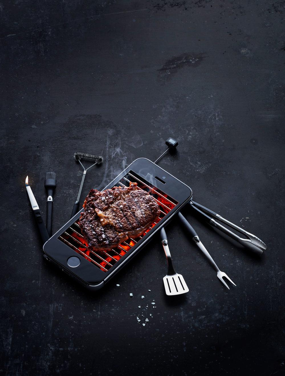 Weber Grill App.