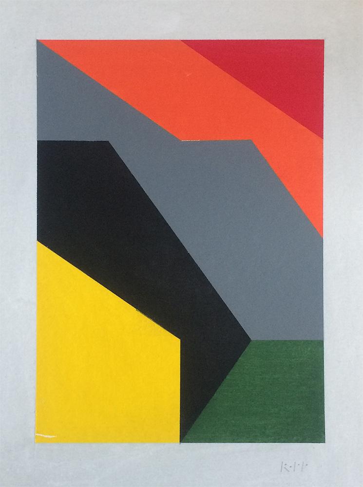Lines between colors - 1b