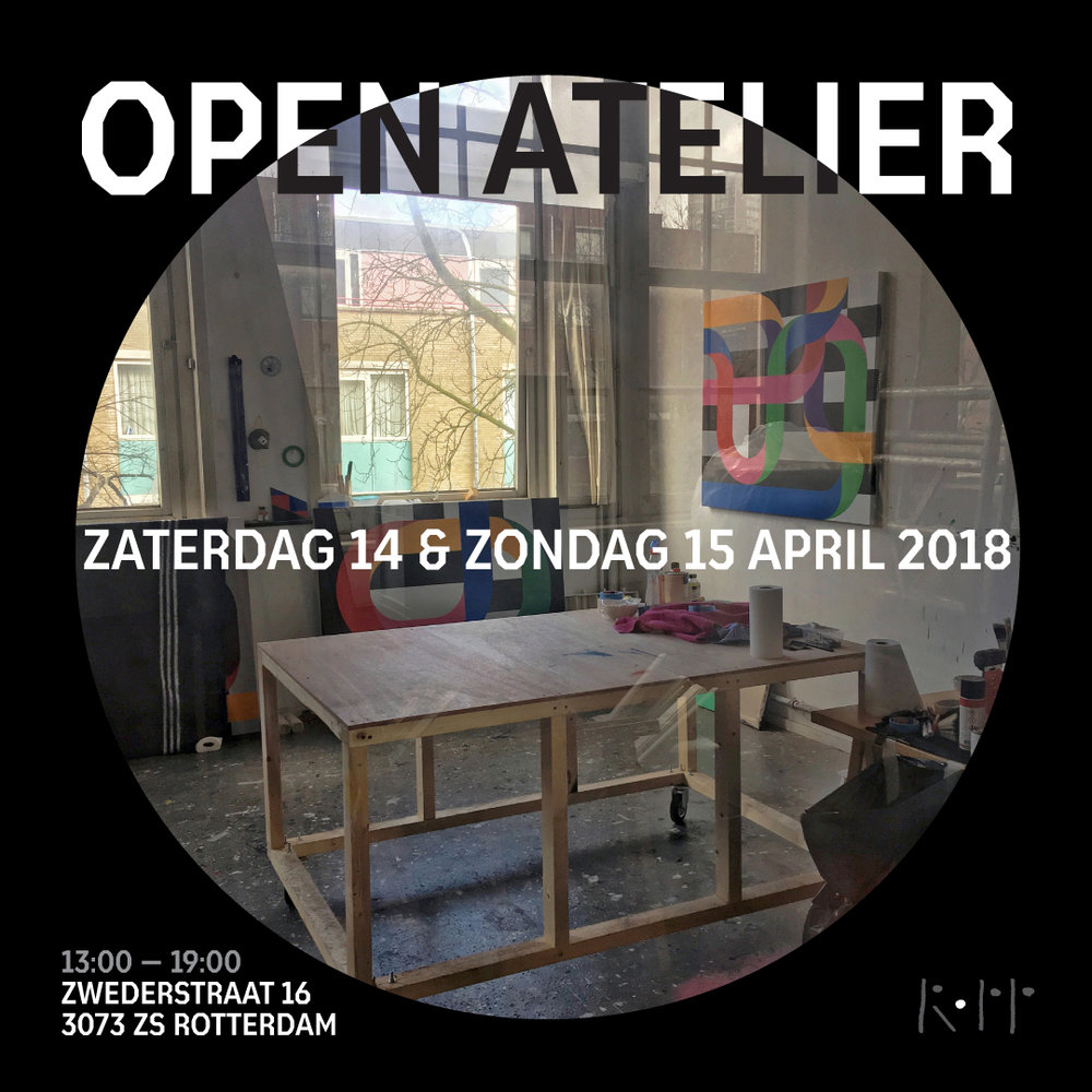 ropp schouten open atelier april 2018