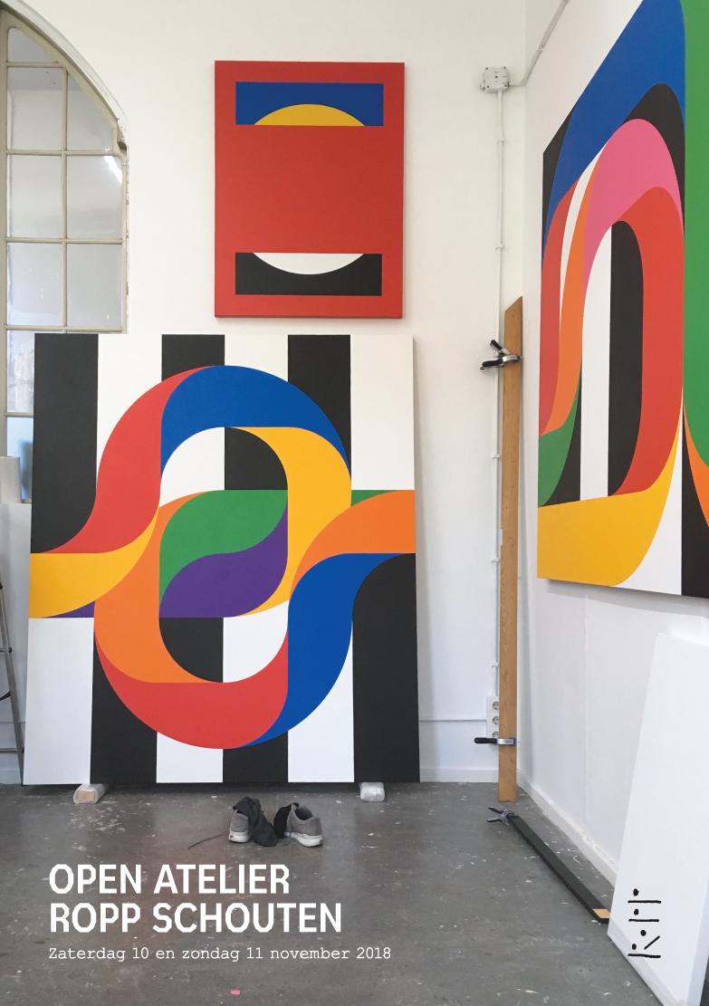 Open Atelier bij Ropp Schouten