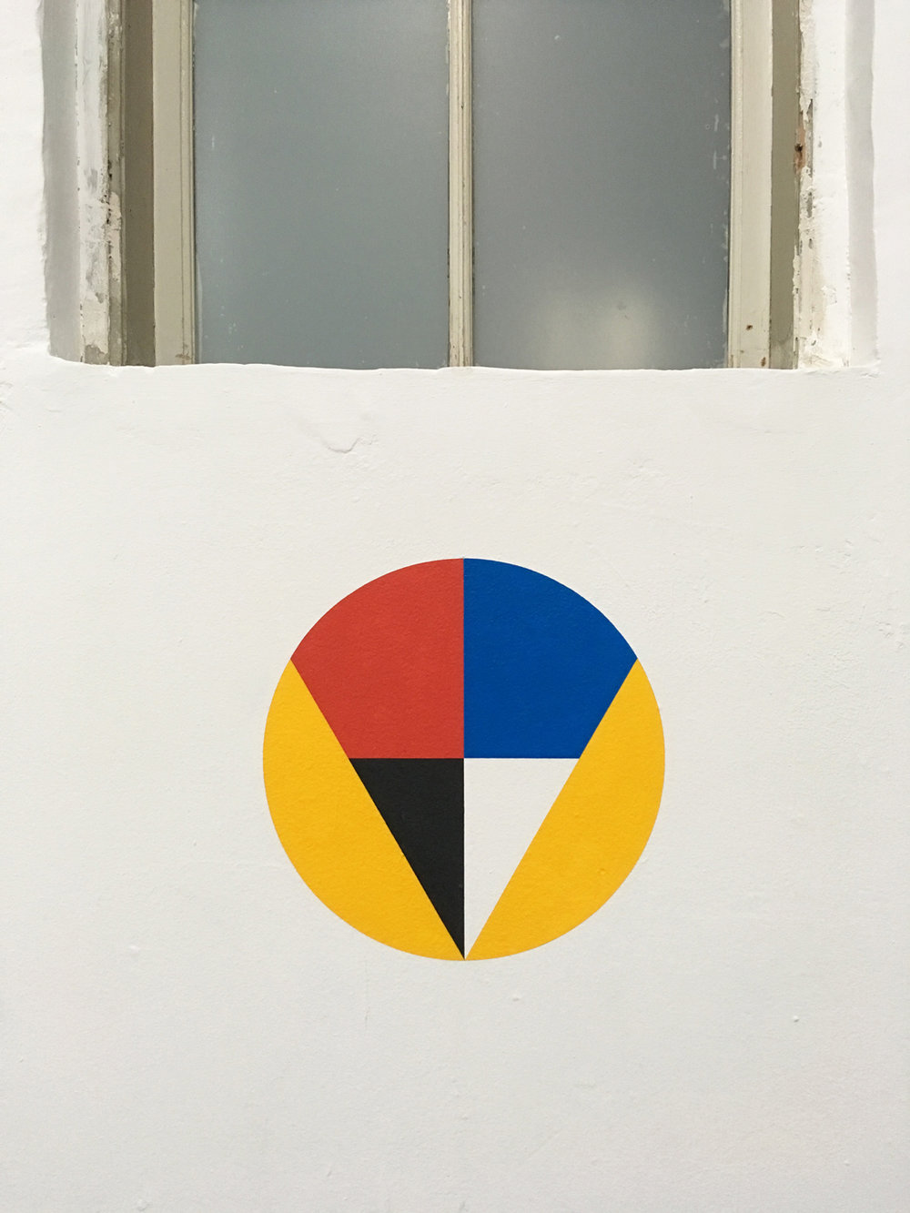 muurschildering  ropp schouten