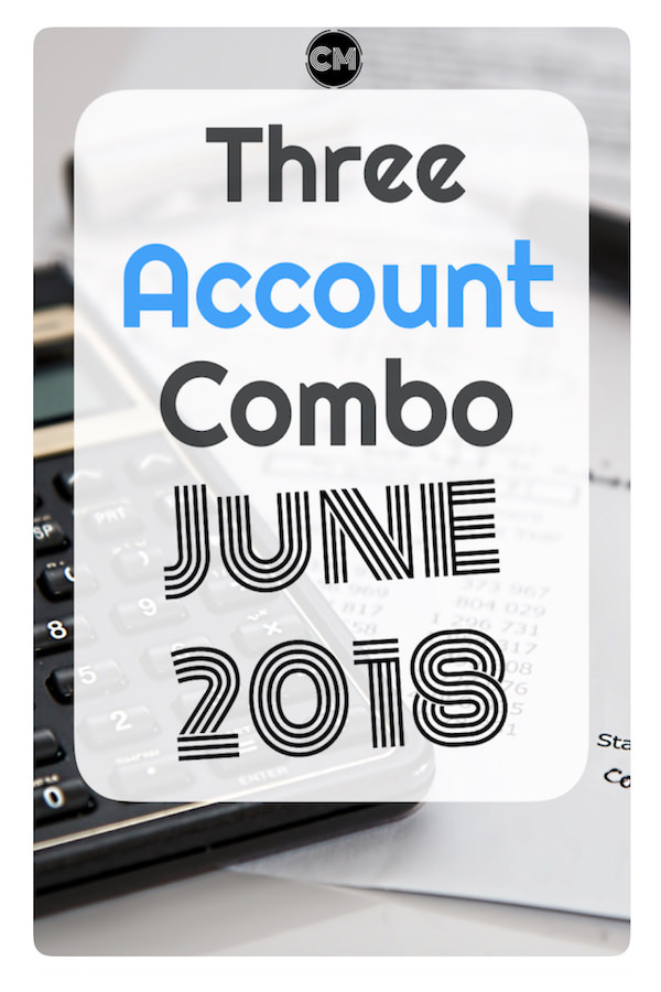 Three Account Combo June 2018