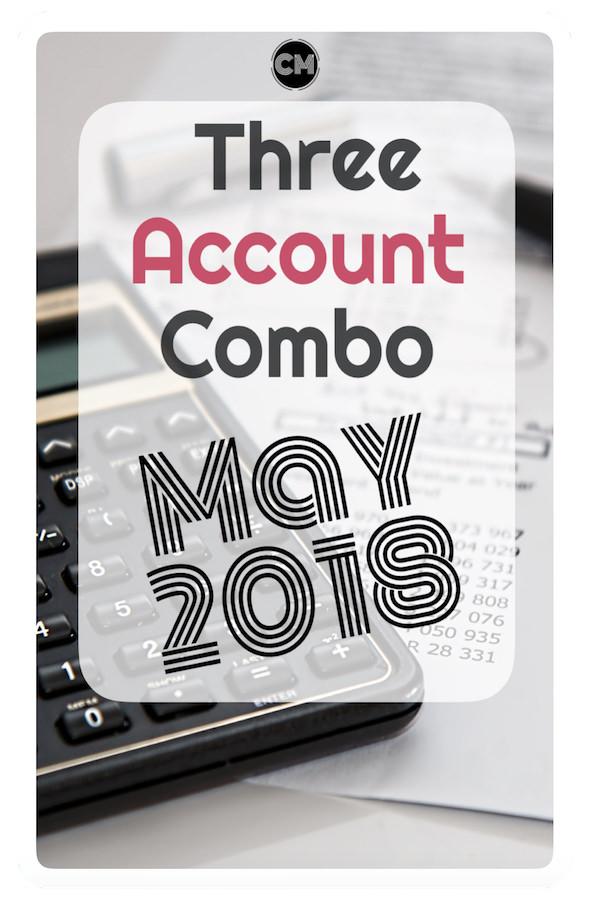 3 Account Combo - May 2018 Pin