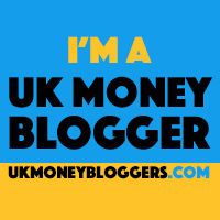 I am a UK Money Blogger - UKMB Badge