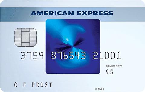 Amex Rewards Card