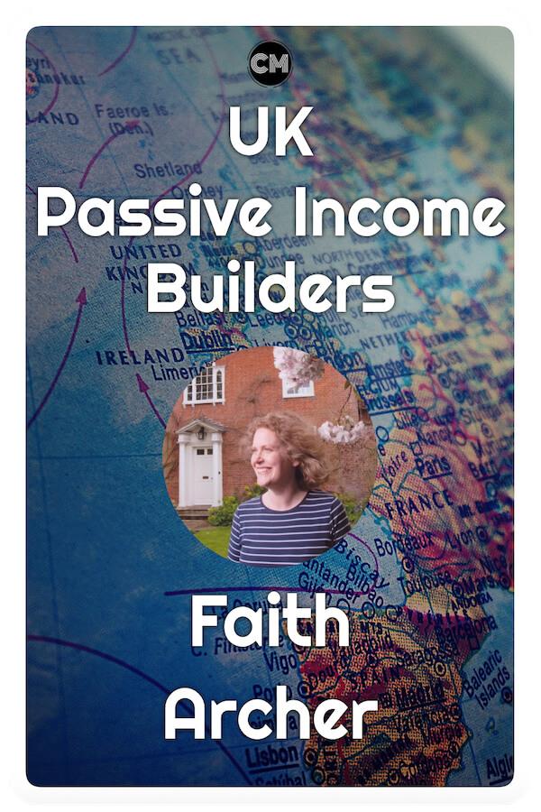 Passive Income #6 - Faith Archer