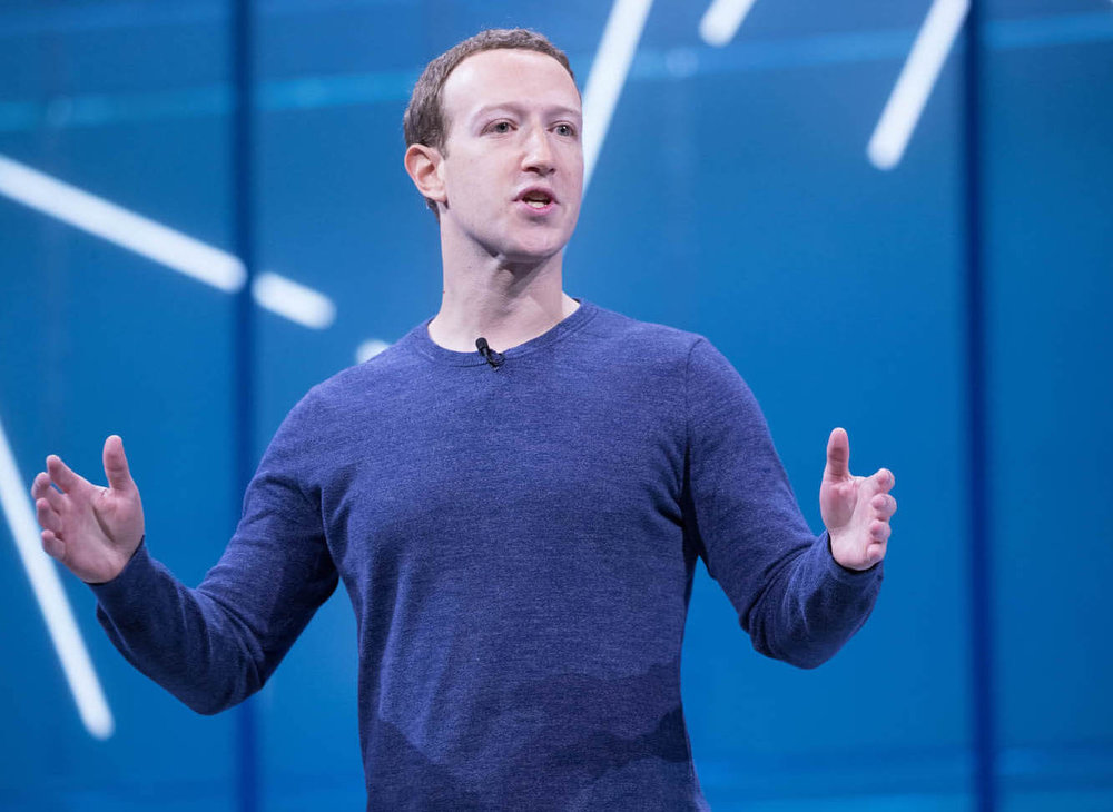 Mark Zuckerberg - Born: May 14th, 1984 in White Plains, New YorkNet Worth: $62.3Bn (March 2019)Co-Founder of Facebook