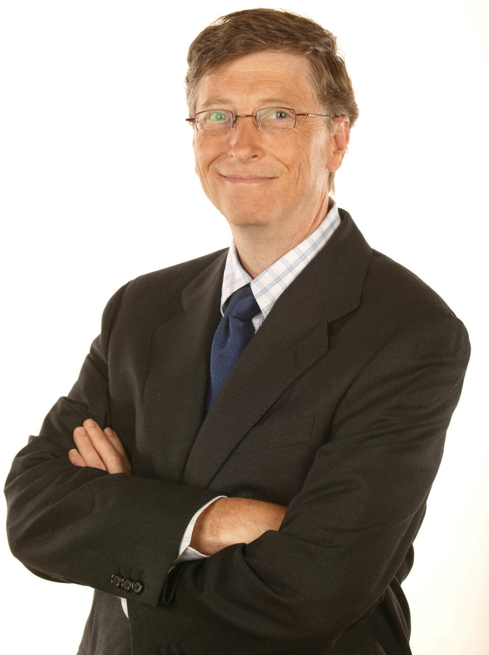 Bill Gates - Born: October 28th, 1955 in Seattle, WashingtonNet Worth: $96.5Bn (March 2019)Founder of Microsoft and Co-Chair of the Bill & Melinda Gates Foundation