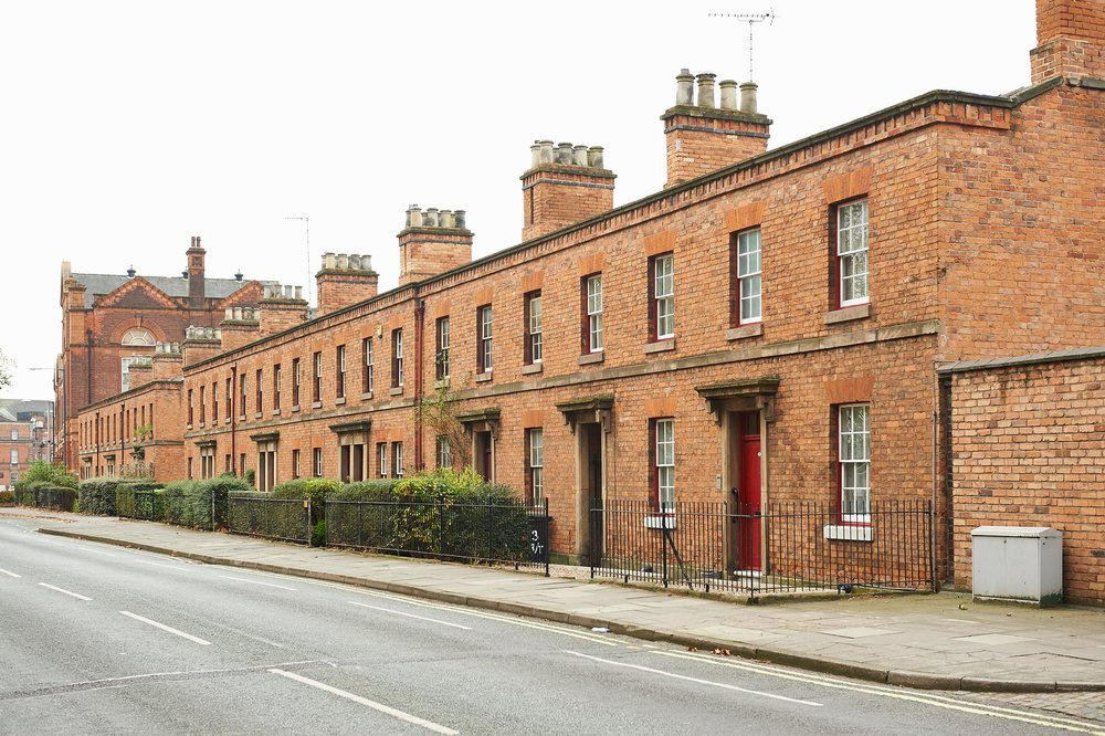 Explore the architecture of Derby and Derbyshire
