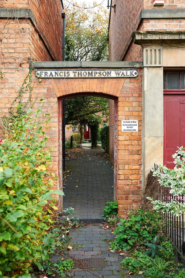 Midland Railway Cottages, Derby