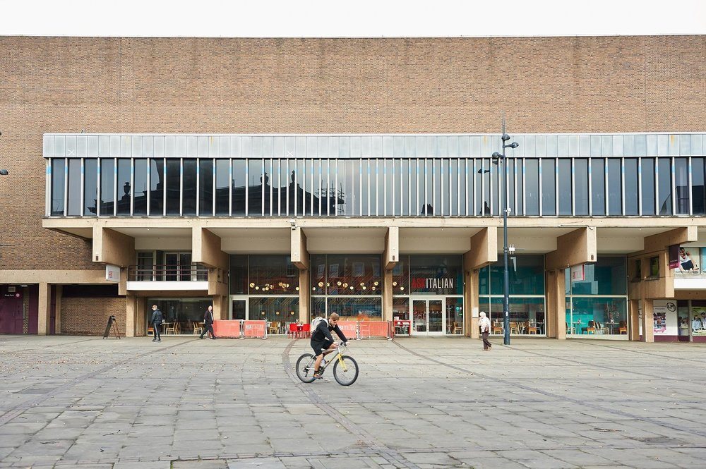 The Assembly Rooms, Derby Market Square