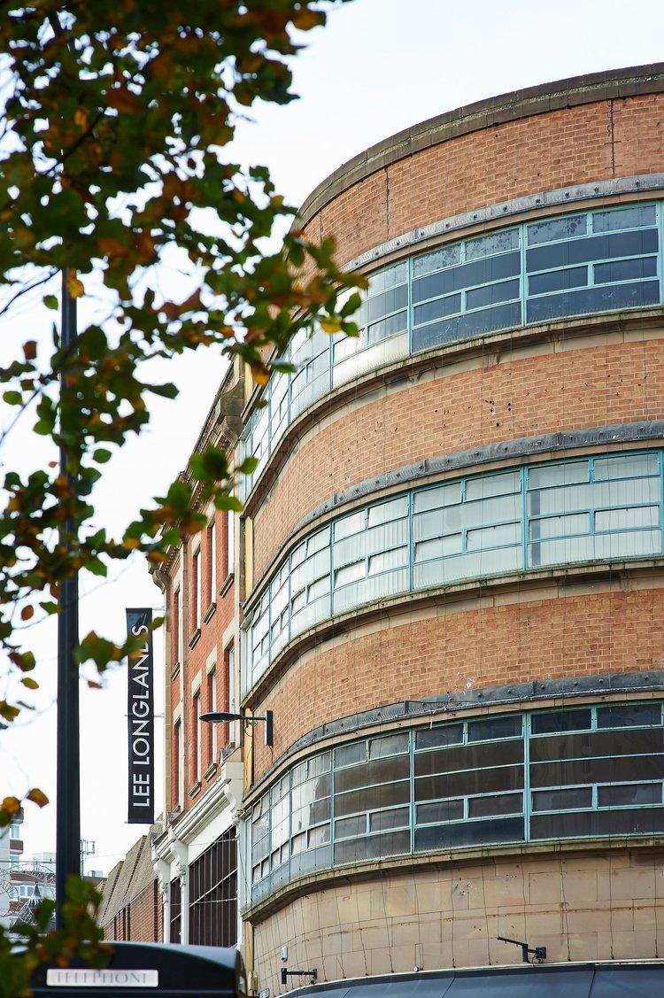 Lee Longlands Building, Exchange Street, Derby