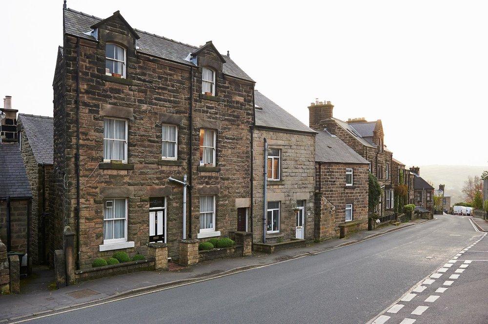Local Gritstone, Derbyshire