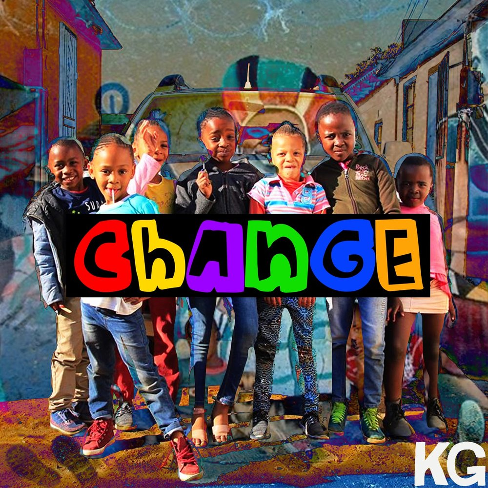 """- Produced by Taka Perry, 'Change' is a fluid continuation of KG's previous singles. Where his last single 'Black Boy' was a brutal and honest account of the oppression people of colour still face today, 'Change' broadens it's outlook to encompass all races and backgrounds positively. """"'Change' is about inspiring social change in our community for everyone. Also, by doing one thing to help someone disadvantaged is better than doing nothing at all. The song is designed for the everyday person struggling and how they can overcome life struggles by making a change in their lives."""" KGWorking with Perry, KG has found himself in league with not only a like-minded individual, but also one of Australia's most in demand producers. Having worked extensively throughout Australia and New Zealand, Perry has matched his passion with great results, with recent achievements coming in projects with artists including Ruel, Okenyo and Harry Carman.First making an impact with his single 'Mabo Martin Mandela' last year, KG's connection with his African heritage and culture has always remained a strong one when it's come to threading these influences through his music. His father, Seretse Ratlhagane, a freedom fighter alongside Nelson Mandela, passed down this sense of justice and drive in pushing for social equality and awareness of the issues that face young people in particular."""