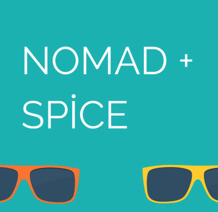 Nomad + spice podcast - Kate Leaver was interviewed by co-host Viv Egan about WhatsApp friendship, evolutionary psychology, her buddy trip to Greece and why she wrote her book, The Friendship Cure.