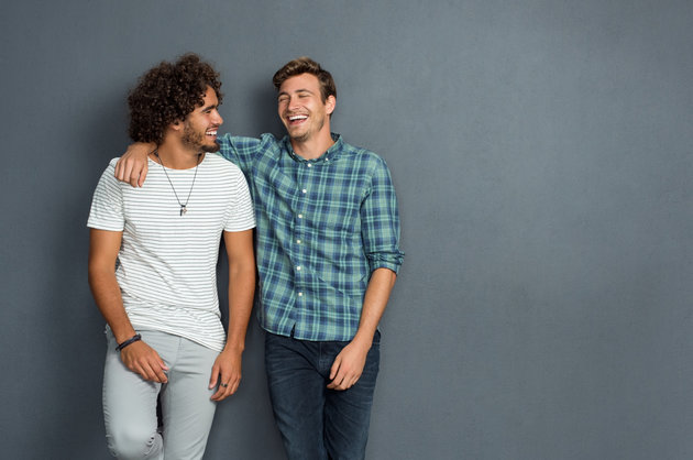 the huffington post - Kate was quoted in this HuffPost article by Rachel Moss, about the importance of male friendship.