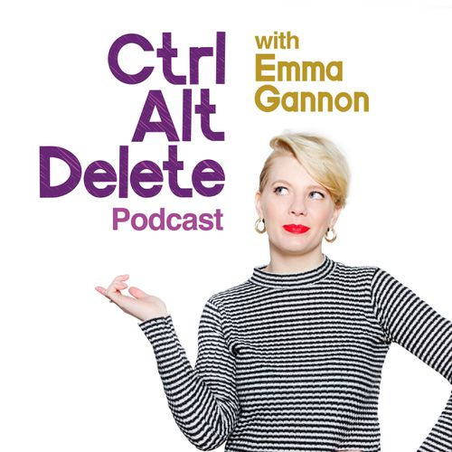 ctrl alt delete with emma gannon - Kate recorded a live podcast with Emma Gannon at The Soho Hotel after a screening of Home Again. They talked moving cities, friendship and break-ups.