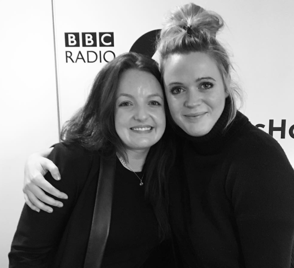 bbc woman's hour - Kate was a guest on BBC Woman's Hour alongside Dolly Alderton to talk about female friendship and her book, The Friendship Cure.
