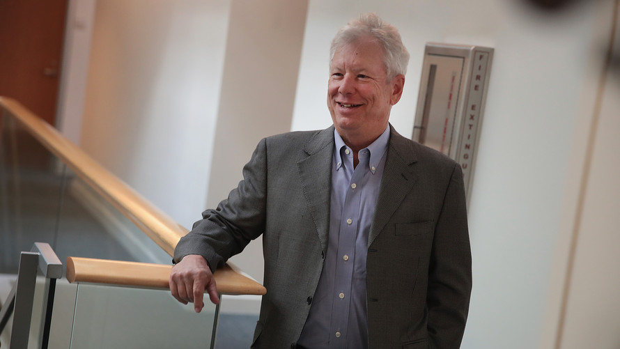 University of Chicago Professor Richard Thaler was awarded a Nobel Prize for his research in the field of behavioral economics.Thanks in part to Thaler's research, many companies now automatically enroll employees into a 401(k) retirement plan.