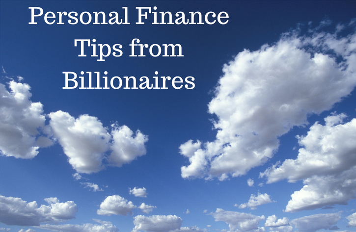 Common sense spending and investing is advocated by many, including these billionaires. We at Runey & Associates Wealth Management can help you in your quest for smart asset management.