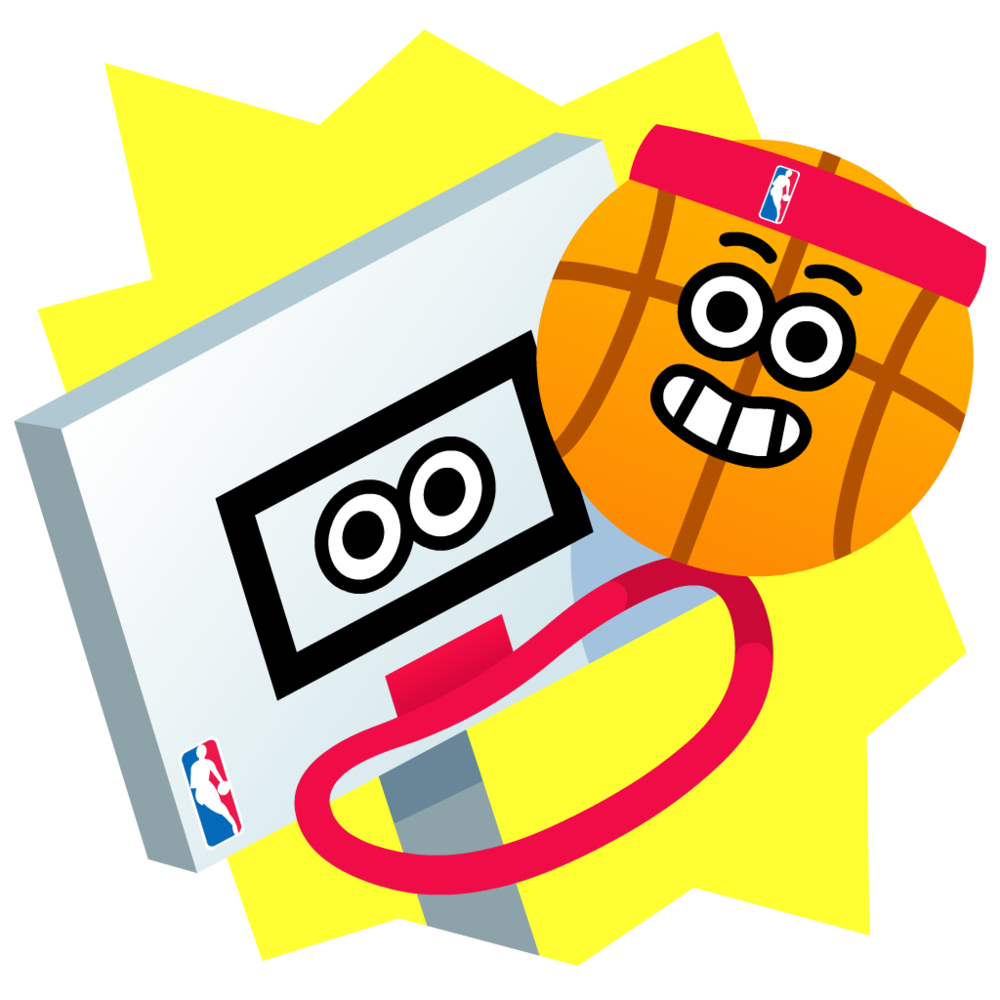 Stickers • NBA x Google