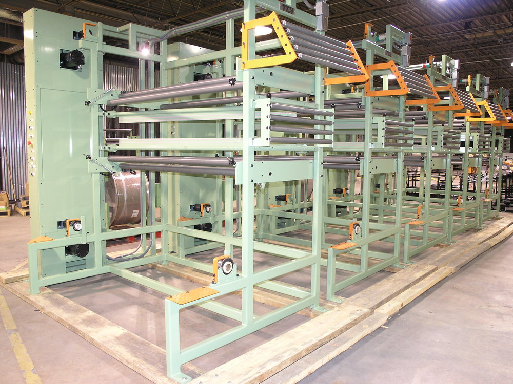 TCI Equipment for yarn preparation to assist The Textile Industry