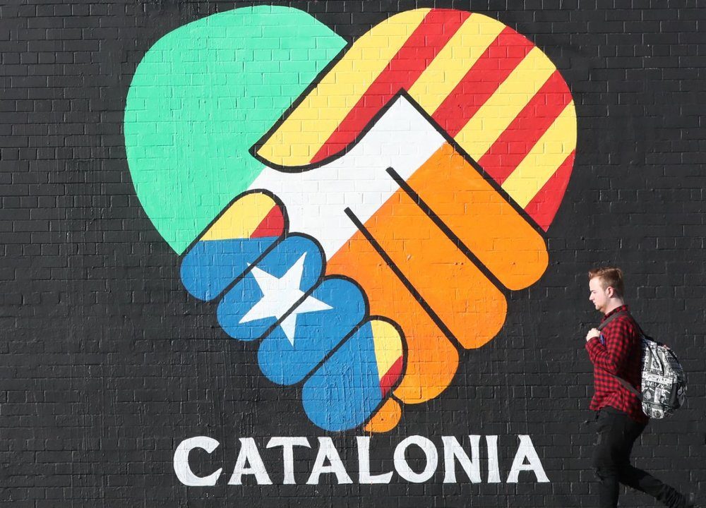 Catalonia-Ireland-Mural