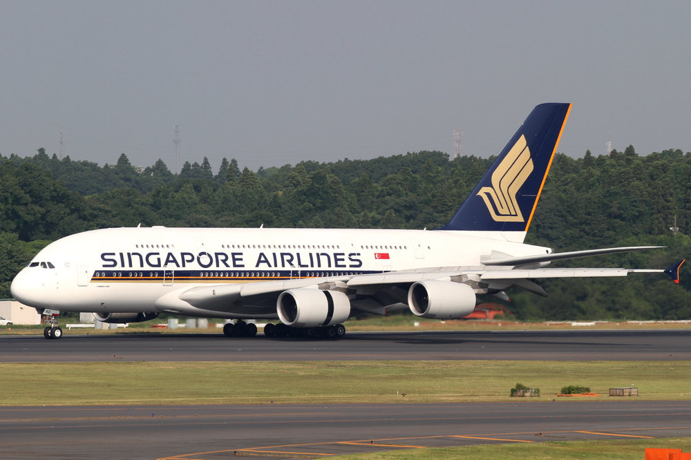 The new onboard products will debut on Singapore Airlines' A380 to Sydney on 18 Dec, photo from enelaire.mx